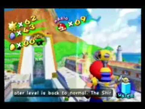 preview-Super Mario Sunshine Game Review (Gc)