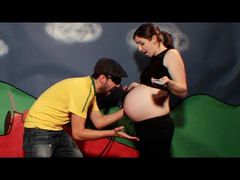 Couple Uses StopMotion Animation to Make Adorable Pregnancy Timelapse