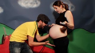 This Pregnancy Time-lapse Maybe The Most Adorable Way To Announce The Birth Of Your Baby