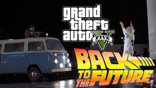 Video [VO] Back to the Future in GTA 5! Remake - LIBYANS! MP3, 3GP, MP4, WEBM, AVI, FLV Juli 2018