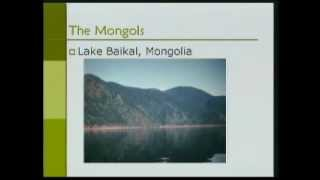 Asian Civilization-Part21-Mongol Empire (1200 - 1241)
