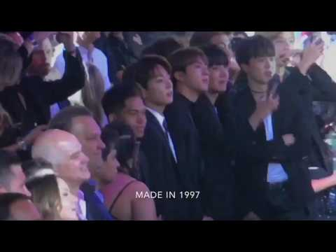 BTS reaction to nicki minaj