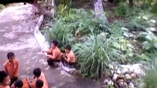 Video Anak SD Saman Sekarnga