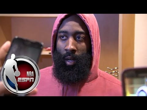 Video: James Harden on Chris Paul's All-Star snub: 'Did you see the show he was putting on?' | NBA on ESPN