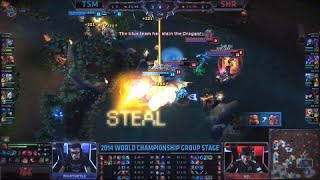 Pro Play of the Week Episode 7 (Groups A&B Worlds 2014)