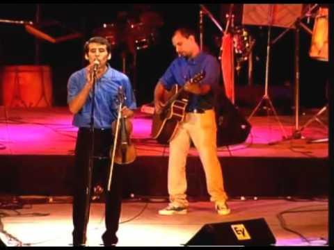 Peteco Carabajal video El violín del norte - Baradero 2001