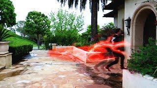 The Flash Returns to the FaZe House!