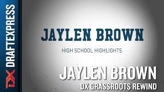 Jaylen Brown Grassroots Rewind