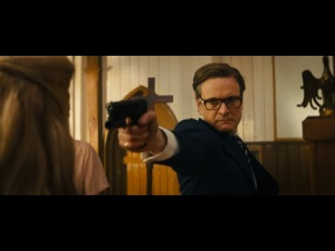 Kingsman: The Secret Service - The Church Fight