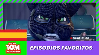 Video La vida alocada de Talking Tom and Friends (Compilación de episodios favoritos) MP3, 3GP, MP4, WEBM, AVI, FLV September 2019