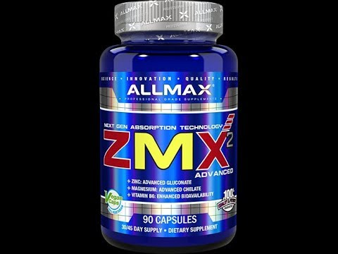 ALLMAX ZMX2 ADVANCED- Review (Did I Sleep Better?)
