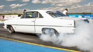 7-Second TURBO LSx Chevy II vs Ethanol Nationals! by 1320Video