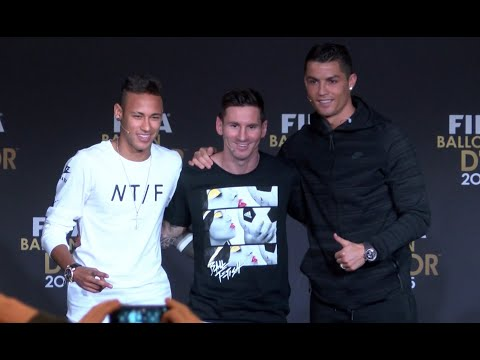 Switzerland: Messi, Neymar and Renaldo speak ahead of FIFA Ballon d'Or