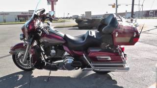 4. 629229 - 2009 Harley Davidson Ultra Classic   FLHTCU - Used motorcycles for sale