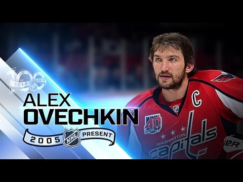 Alex Ovechkin is three-time Hart Trophy winner