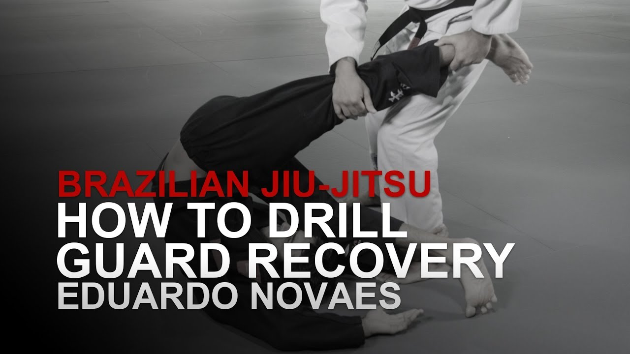 BJJ: How To Drill Guard Recovery | Evolve University