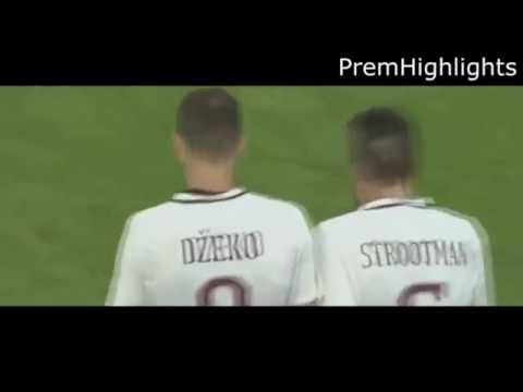 Liverpool vs AS Roma 1-2 Goal and Highlights● English Commentary ● 2016/17 HD