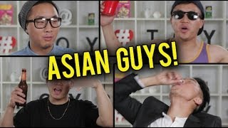 15 TYPES OF ASIAN GUYS | Fung Bros