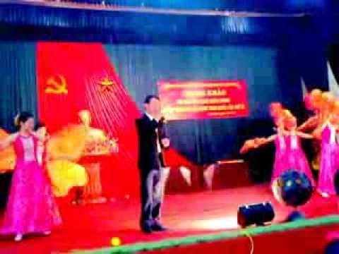 Múa hát Đảng là cuộc sống của tôi