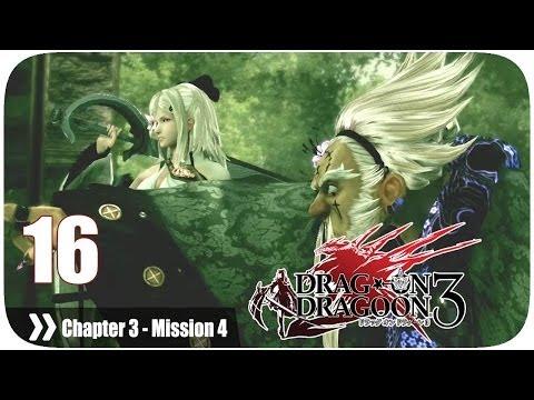 ドラッグ オン ドラグーン3 (Drakengard 3) - Pt. 16 [Chapter 3 '森の国' Mission 4] (видео)