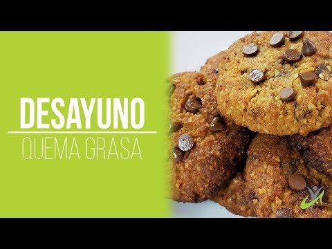 Dietas para adelgazar - Desayuno Dulce Para Perder Grasa Rápidamente I Keto Cookies
