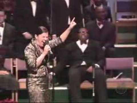 Sis. Vonnie Lopez  Sings Alpha & Omega- Apostolic Tabernacle