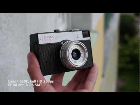 Canon 650D - hybrid AF test