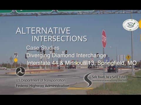 DDI Case Study – I-44 & SR13 in Springfield (Missouri)