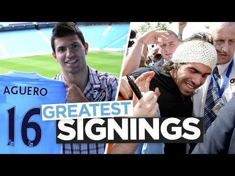 MAN CITY'S GREATEST EVER SIGNING?
