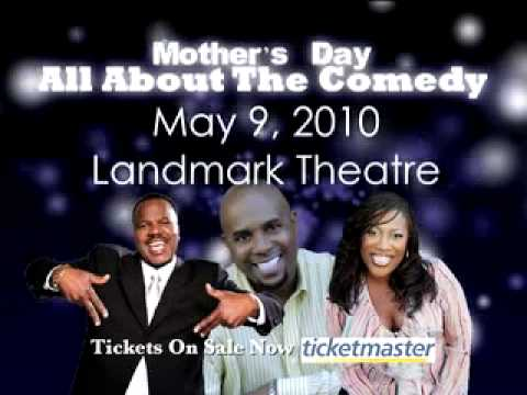 All About the Comedy Live -- Mother's Day -- Richmond, VA
