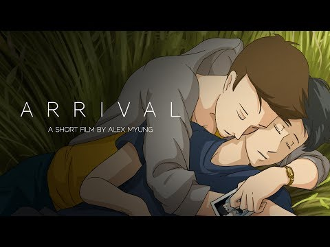 Arrival: A Short Film By Alex Myung (2016)