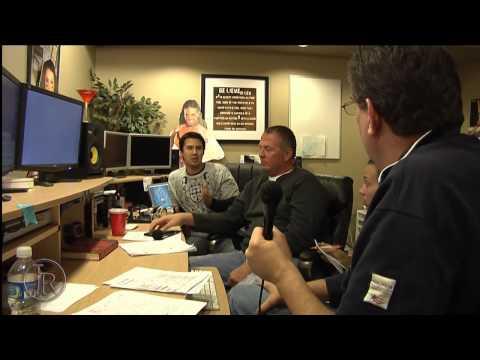 JROCK - Behind the Scenes - Making a LFL Television Broadcast - Post Production