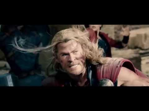Avengers: Age of Ultron (Featurette 'Fun on the Set')