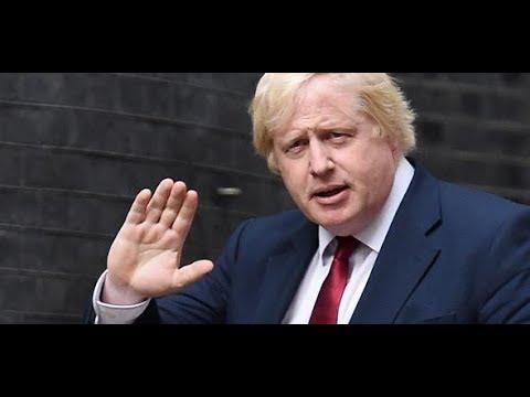 GROSSBRITANNIEN: Außenminister Boris Johnson tritt zurück