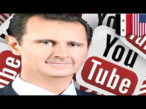 Bashar al-Assad is YouTube advertiser-friendly - TomoNews