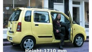 9. 2000 Suzuki Wagon R+ 1.3 - Specs and Info