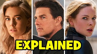 Video Every MISSION IMPOSSIBLE 6 Connection + Ending Explained! MP3, 3GP, MP4, WEBM, AVI, FLV Agustus 2018