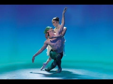 Monica Mason rehearses Prince of Pagodas - Royal Ballet LIVE