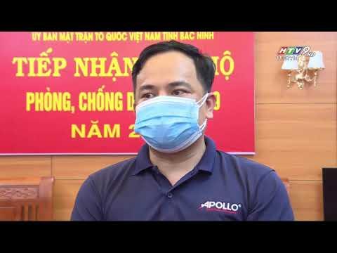 Gắn kết triệu tấm lòng - Chung tay phòng chống dịch tại tâm dịch Bắc Ninh & Bắc Giang