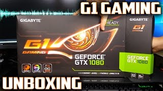 """I finally got my hands on an Nvidia GeForce GTX 1080. This is the G1 Gaming version from Gigabyte which comes overclocked out of the box and ready to challenge any game that is on the market right now. Please let me know what information you would like in the review and also which gaming benchmarks to put up on my second channel.Purchase ► http://amzn.to/2aI9U49GTA V, The Division Benchmarks - https://goo.gl/7MZFSJ★ 100 likes for the Fated Army? Join @ ► http://goo.gl/Vk1aMNSpecs:Boost: 1860 MHz / Base: 1721 MHz in OC modeBoost: 1835 MHz / Base: 1695 MHz in Gaming modeIntegrated with 8GB GDDR5X 256bit memoryWINDFORCE 3X with Blade Fan Design16.8M Customizable Color RGB LightingGaming Rig: http://amzn.to/1RQwSXXMy Editing Rig: http://amzn.to/1S2qGsxAudio Setup: http://amzn.to/1Vj92q6- - - - - - - - - - - - - - - - - - - - - - - - - - - - - - - - - - - - - -*Connect*Twitter: https://twitter.com/FatedCbGoogle+: http://goo.gl/ZbML3rFacebook: https://www.facebook.com/FatedCbSteam Group: http://steamcommunity.com/groups/FatedArmyGoogle+ Community: http://goo.gl/yEumfo★★★★★★★★★★★★★★★★★★★★★★★★★★★★★★★★►Support the channel by clicking """"Subscribe"""", """"Like"""" and """"Share""""AND►Click before adding an item to your cart: ► http://amzn.to/223hXg8   ★US★► http://amzn.to/223hr1I       ★CA★► http://amzn.to/1U3QdXm    ★UK★★★★★★★★★★★★★★★★★★★★★★★★★★★★★★★★★- - - - - - - - - - - - - - - - - - - - - - - - - - - - - - - - - - - - - - - Please tell your thoughts in the comments below.- - - - - - - - - - - - - - - - - - - - - - - - - - - - - - - - - - - - - - -"""