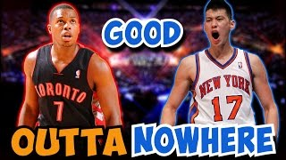 Video 10 NBA Players who became GOOD out of NOWHERE! MP3, 3GP, MP4, WEBM, AVI, FLV Juli 2018