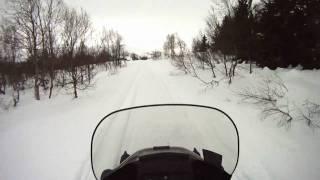9. Yamaha Viking III Snowmobile Summary