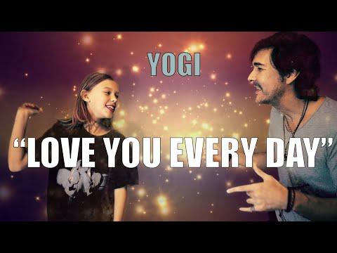 Yogi posvetio kćeri