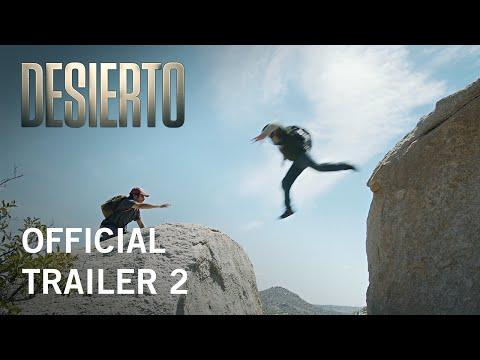 Watch New Trailer for Jon s Cuar n s Film Desierto with Gael Garc a