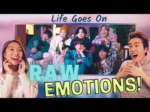 """Couples React to BTS (방탄소년단) - """"Life Goes On"""" - Official MV 
