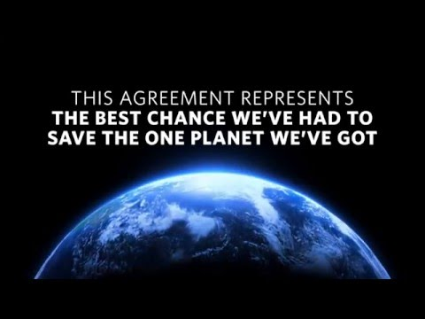 A Historic Agreement to Combat Climate Change