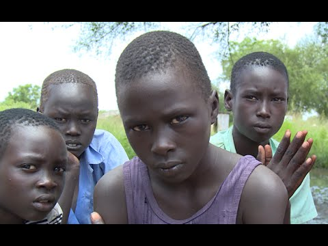 South Sudan: Grandma Abuk's Children