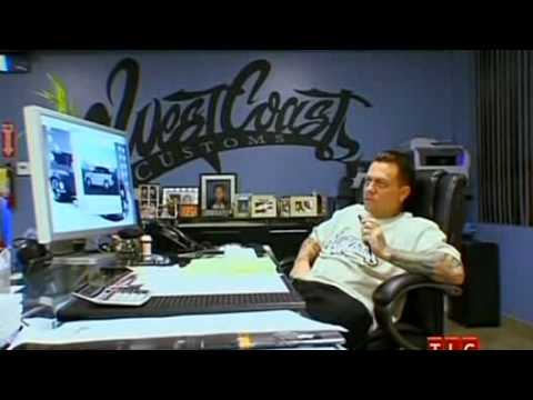 Land Rover Range Rover West Coast Customs - Royal Rover Part 1/4