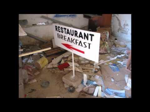 "Video - Ρημάζει το ""καταραμένο"" ξενοδοχείο στην Πελοπόννησο όπου έμενε η Αντζελίνα Τζολί [εικόνες & βίντεο]"