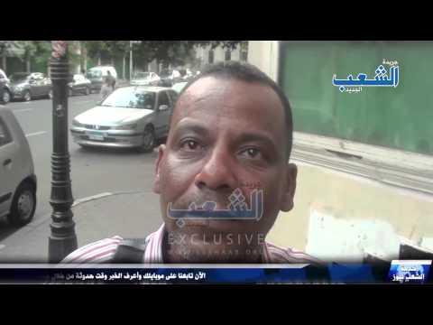 نقيب الباعة الجائلين يهاجم أحمد موسى ويكشف فضيحة حفل شعبان عبدالرحيم